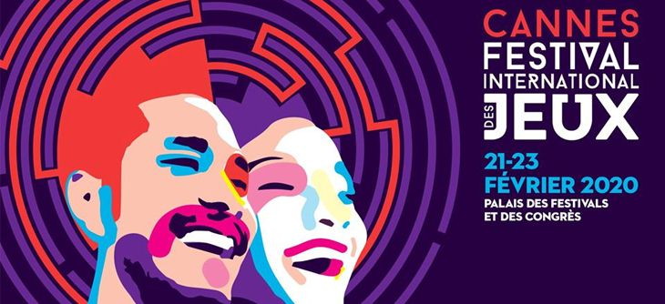 21-23 février 2020 | Festival International des Jeux